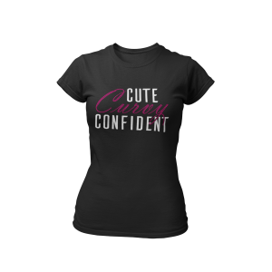 Cute Curvy Confident