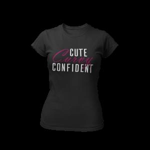 Cute Curvy Confident