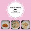 Plant-Based AND Good Virtual Cooking Class
